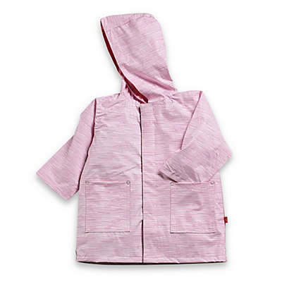 Magnificent Baby Smart Close Raincoat in Birch Girl Print