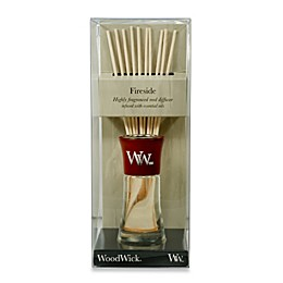 WoodWick® Fireside Small Reed Diffuser