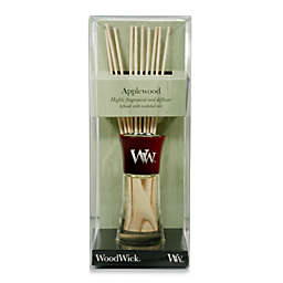 WoodWick® Applewood Small Reed Diffuser