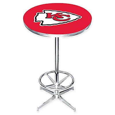 NFL Kansas City Chiefs Pub Table
