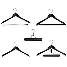 Ebony Hanger Collection