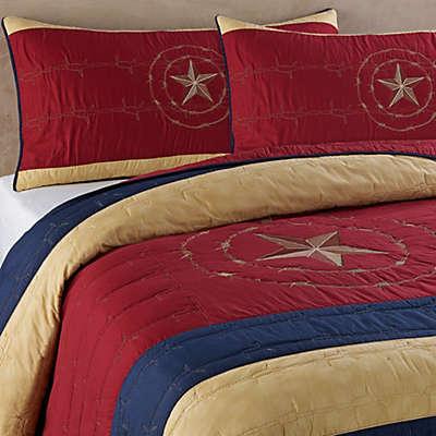 Donna Sharp True Texas Pillow Sham