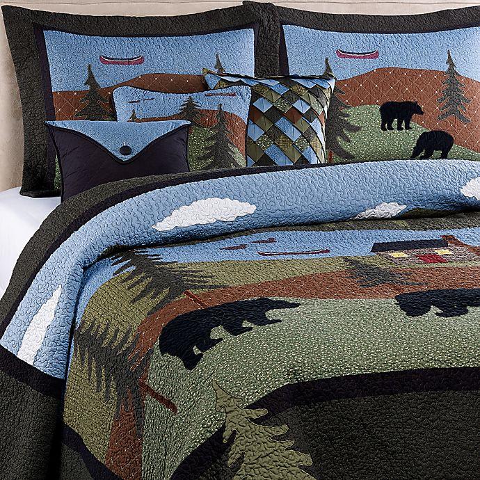 Alternate image 1 for Donna Sharp Bear Lake Quilt