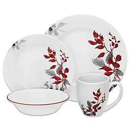Corelle® Boutique Kyoto Leaves Dinnerware Collection