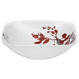 Corelle® Boutique Kyoto Leaves Square Serving Bowl