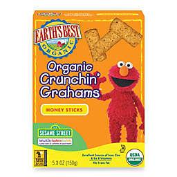 Earth's Best® Organic 5.3 oz. Sesame Street Crunchin' Grahams Honey Sticks