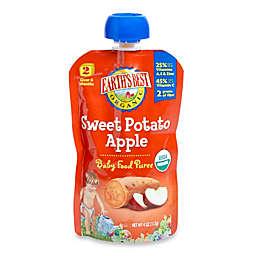 Earth's Best® Organic 4 oz. Sweet Potato Apple Baby Food Puree