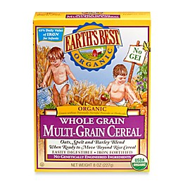Earth's Best® Organic 8 oz. Whole Grain Multi-Grain Cereal