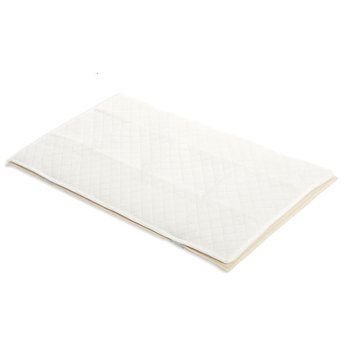 Alternate image 1 for Arm's Reach Ideal Co-Sleeper® Mattress Protector in White