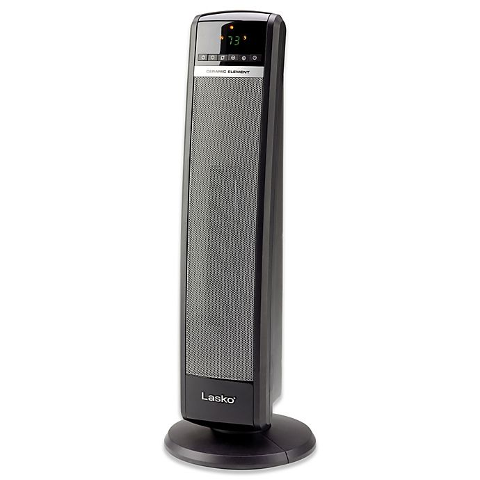 Lasko 174 Digital Ceramic Tower Heater Bed Bath Amp Beyond