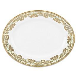 Marchesa by Lenox® Rococo Leaf™ 13-Inch Oval Platter