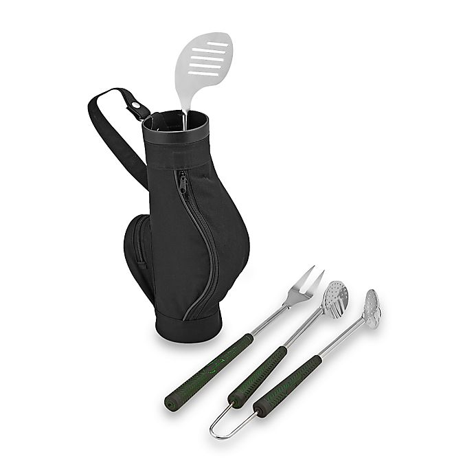 Alternate image 1 for Golf Bag with BBQ Tool Set