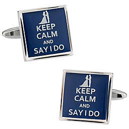 Cuff-Daddy Say I Do Cufflinks