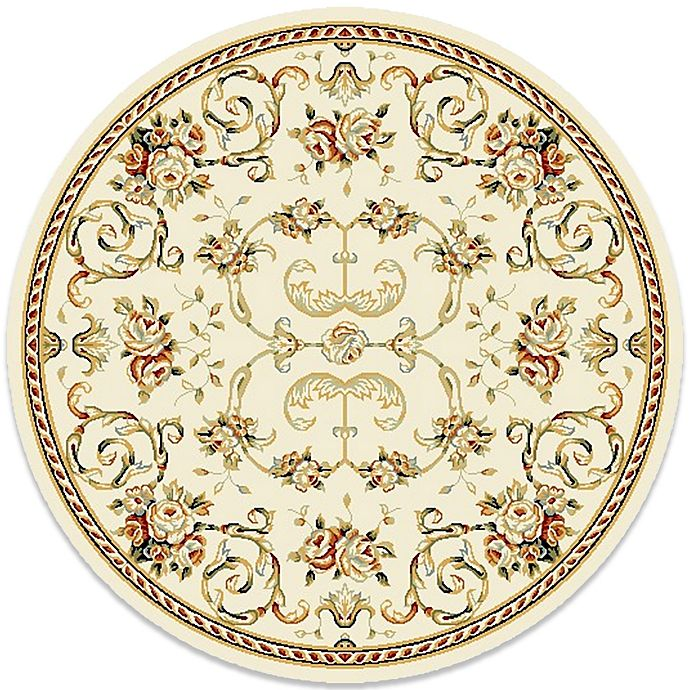 Alternate image 1 for Safavieh Lyndhurst Collection 8-Foot Round Rug