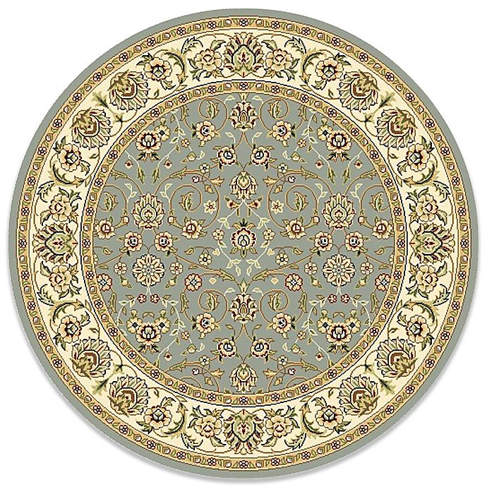 Alternate image 1 for Safavieh Lyndhurst 8-Foot Round Rug in Grey