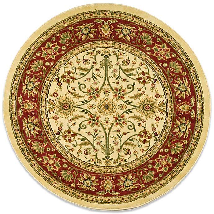 Alternate image 1 for Safavieh Lyndhurst Collection 5-Foot 3-Inch Round Rug