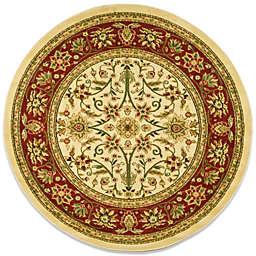 Safavieh Lyndhurst Collection 8-Foot Round Rug