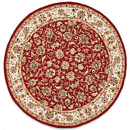 Safavieh Chelsea Collection Wool 5-Foot 6-Inch Round Rug