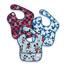 Disney Baby 3-pack Mickey Mouse Waterproof SuperBib from Bumkins®