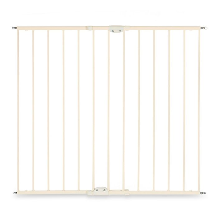 Alternate image 1 for Toddleroo by North States® Tall Easy Swing & Lock Gate