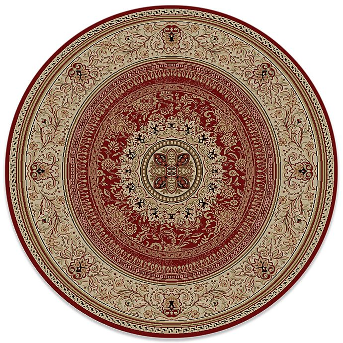 Alternate image 1 for Concord Global Chateau Rugs in Red