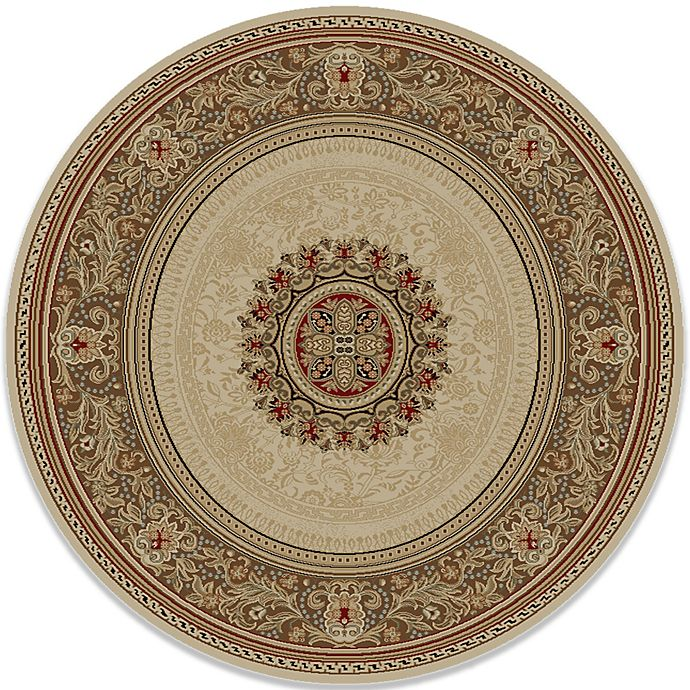 Alternate image 1 for Concord Global Chateau 7-Foot 10-Inch Rug in Ivory