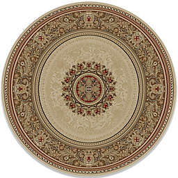 Concord Global Chateau 7-Foot 10-Inch Rug in Ivory