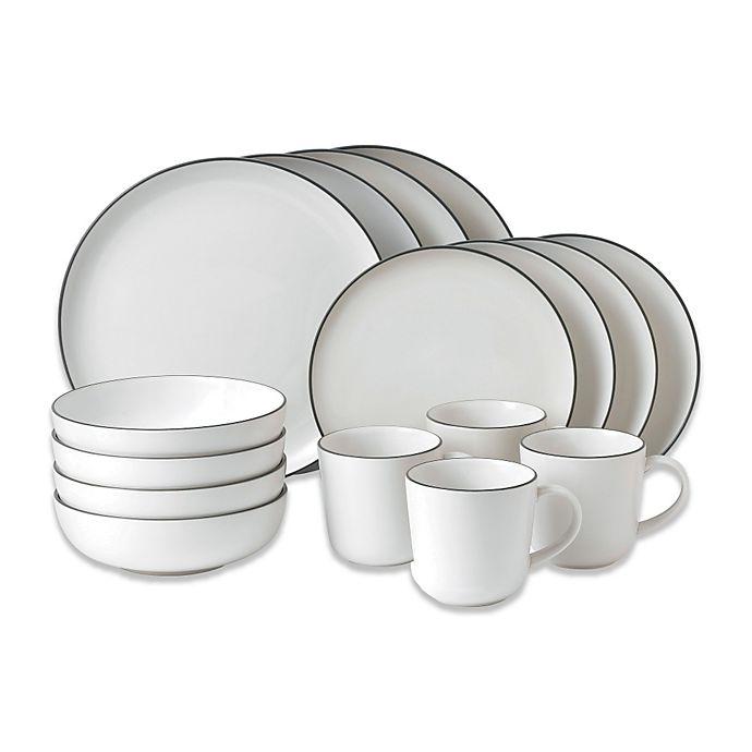 Alternate image 1 for Gordon Ramsay by Royal Doulton® Bread Street 16-Piece Dinnerware Set in White
