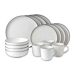Gordon Ramsay by Royal Doulton® Bread Street 16-Piece Dinnerware Set in White