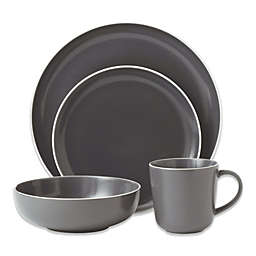 Gordon Ramsay by Royal Doulton® Bread Street 4-Piece Place Setting in Slate
