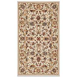 Safavieh Chelsea Collection Wool Rugs in Ivory