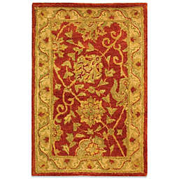 Safavieh Antiquities Rust Wool 2' x 3' Accent Rug