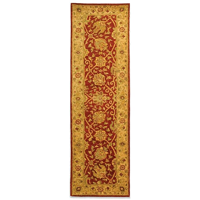 Alternate image 1 for Safavieh Antiquities Rust Wool 2'3\