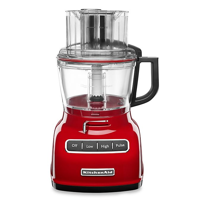 Kitchenaid 174 174 9 Cup Food Processor Bed Bath Amp Beyond