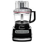 KitchenAid® 11-Cup Food Processor in Black