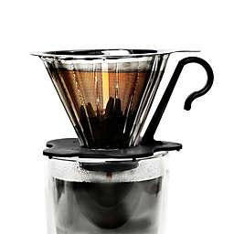 Primula® Pour Over 1-Cup Glass Coffee Maker