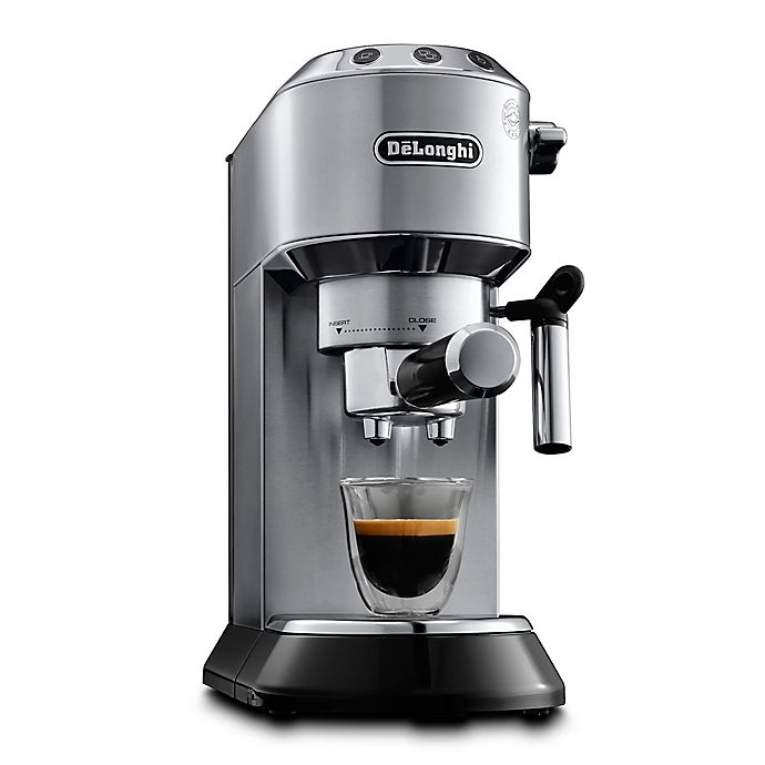 Alternate image 1 for De'Longhi Dedica Pump Espresso & Cappuccino Machine