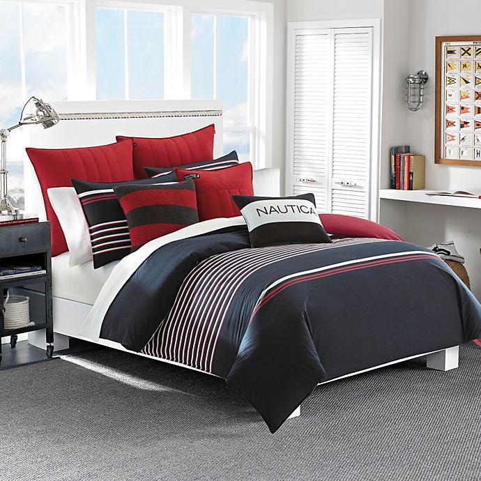 Alternate image 1 for Nautica® Mineola Full/Queen Comforter Set