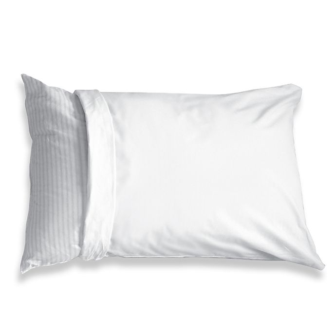 Alternate image 1 for Master Block® Classic Microfiber 6-Pack Standard/Queen Pillow Protector