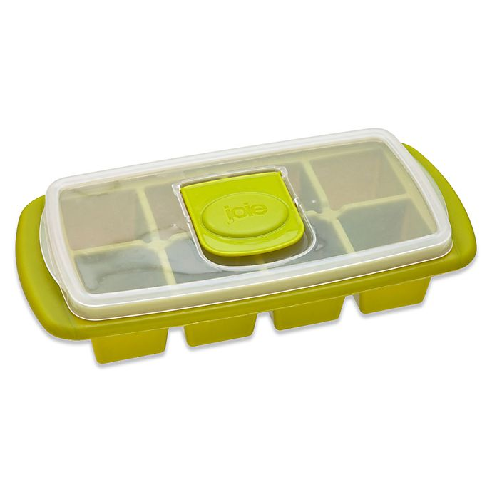 Joie Extra Large Ice Cube Tray With Non Spill Top