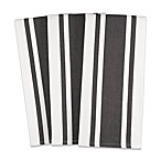 Heavyweight Striped Kitchen Towels in Grey (Set of 3)
