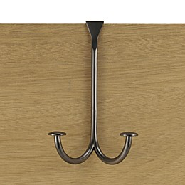 Stratford Series™ Venetian Over-the-Door Double Hook in Bronze