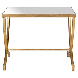 Safavieh Maureen Accent Table in Gold