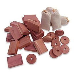 36-Piece Cedar Storage Set