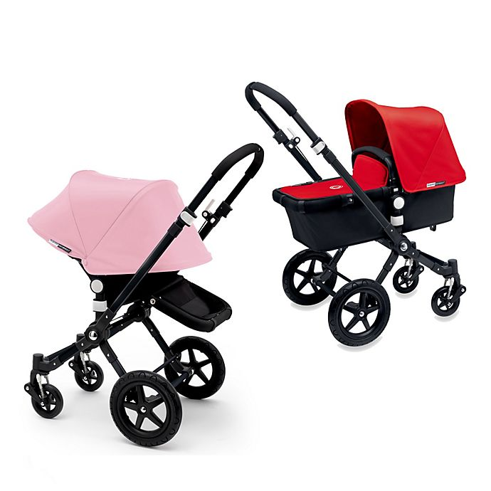 Alternate image 1 for Bugaboo Cameleon3 Canvas Tailored Fabric Set