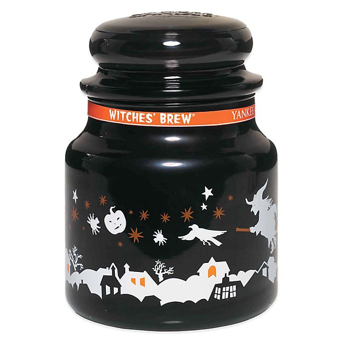 Alternate image 1 for Yankee Candle® Witches' Brew Medium Classic Jar