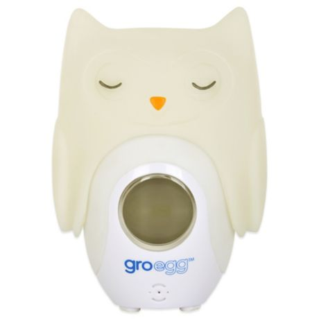 Gro Egg Shell Cover In Orla The Owl Buybuy Baby