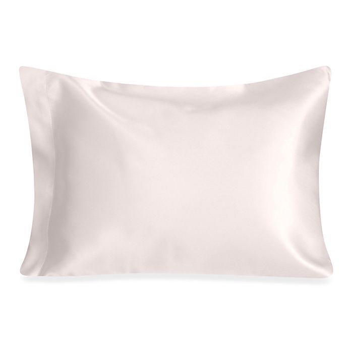 Alternate image 1 for NoJo® Toddler Satin Pillow in White