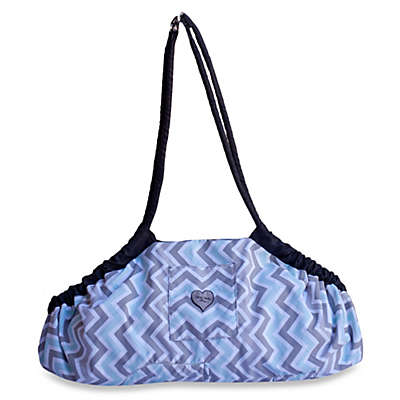 Baby Bella Maya™ 5-in-1 Diaper Tote Bag  in Peek-a-Blue