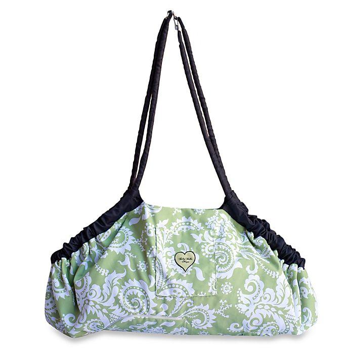 Alternate image 1 for Baby Bella Maya™ 5-in-1 Diaper Tote Bag  in Sweet Pea